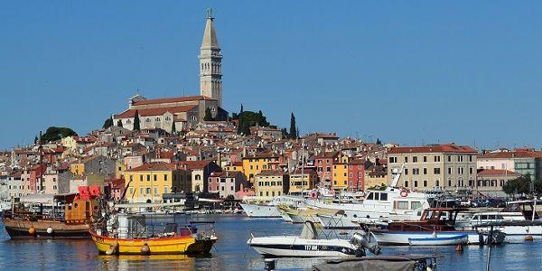 Żeglarstwo w Chorwacji