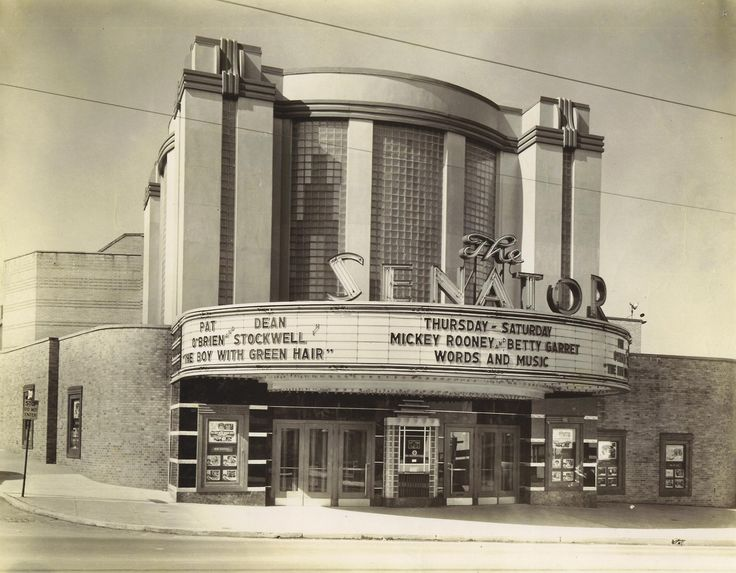 The Senator Theatre, Baltimore,...