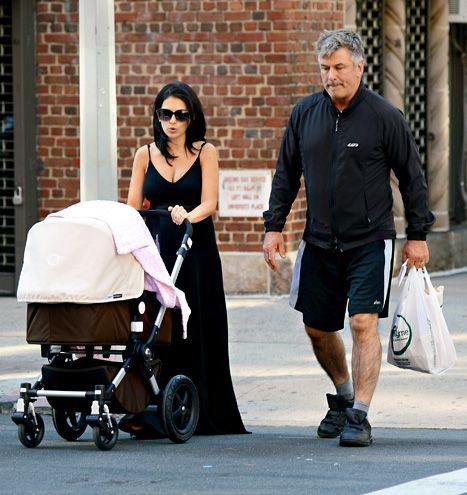 Alec baldwin daughter weight