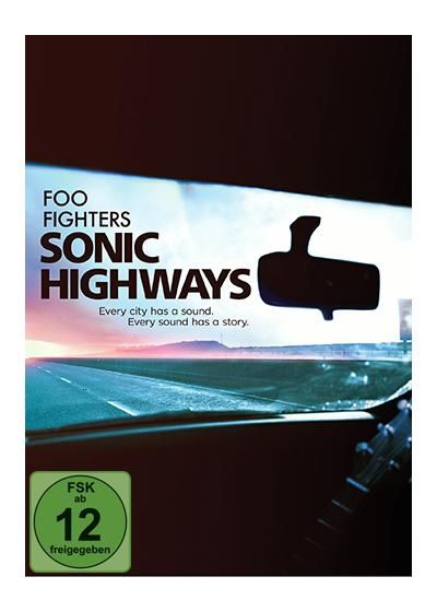 "Il DVD documentario dei #FooFighters intitolato ""Sonic Highways""."
