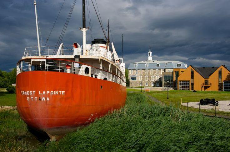 Office du tourisme de la MRC de L'Islet - Musée Maritime du Québec