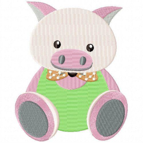 Stuffed Pig - Stuffed Toy
