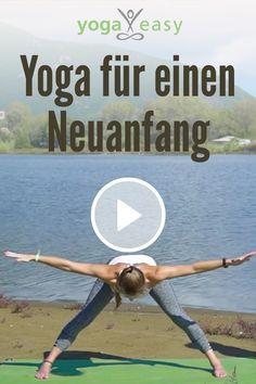 Yoga-Sequenz für einen Neuanfang: Ballast loswerden und Kraft tanken