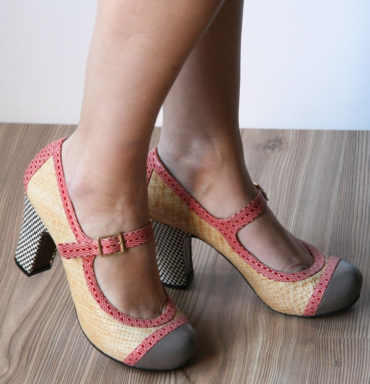 Shoes by Chie Mihara