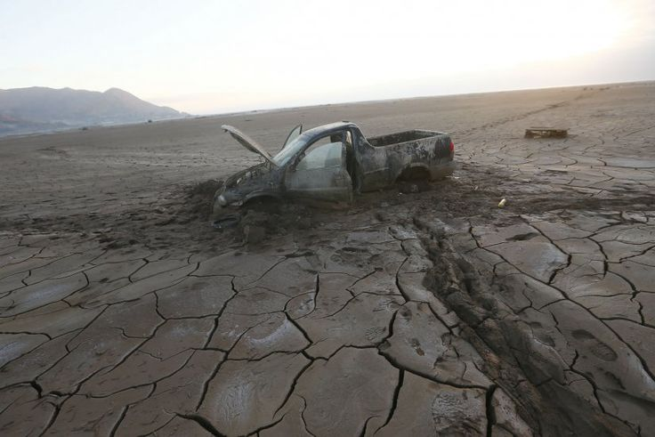 Devastación total en Chañaral (Imagen: 8 abril 2015)