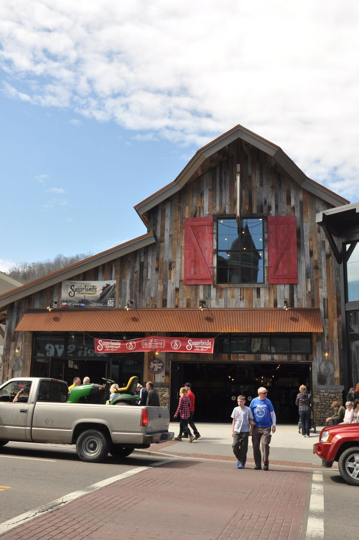 Sugarlands Distillery in Gatlinburg, Tennessee - BEST Moonshine ever!!! And we've tried it all.. plus they have Jim Tom's moonshine and ya gotta love Jim Tom!!!