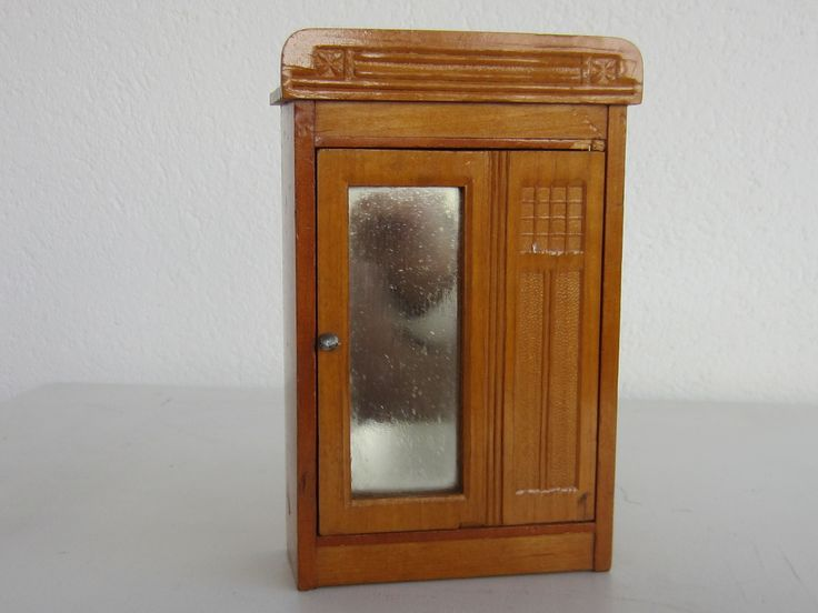 Schneegass armoire with mirror
