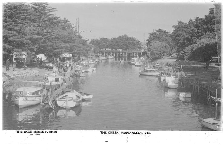 Mordialloc Creek