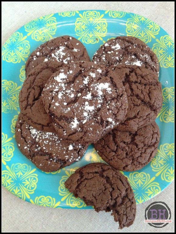 Hot & Spicy Habanero Chocolate Cookies - http://DesignedByBH.com - #Hot #Spicy #Habanero #Chocolate #Cookies #SauceOn #CollectiveBias #Shop