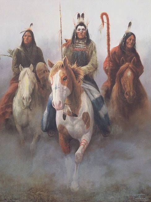 Native Americans Indians 'Crow'                              …