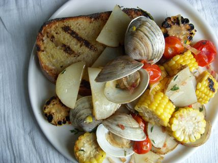 1000+ images about Clam Bake on Pinterest   Oyster recipes, Clams and ...