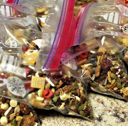Chex Party Mix Recipes: Exchange Love With Ziploc Bags and Save at Publix #mixexchangelove