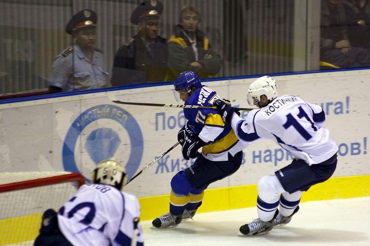 Altay Ust-Kamenogorsk vs. Sibirskie Snaipery Novosibirsk Hockey Live Stream - Minor Hockey League MHL