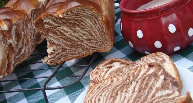 Zebracsíkos kalács recept | APRÓSÉF.HU - receptek képekkel