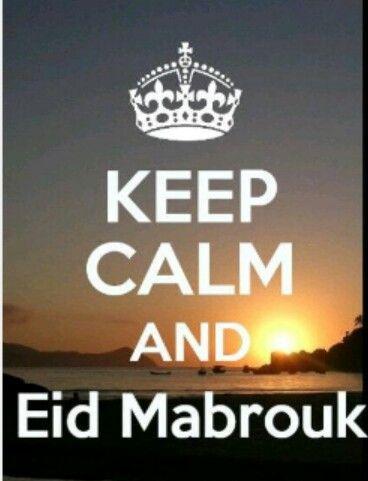 Eid mabrouk ♥♥
