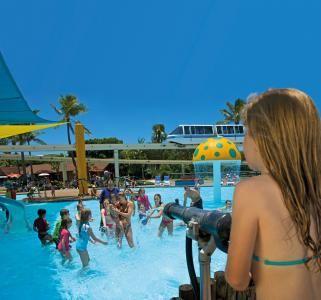 The Water Park Kid Zone Sea World Resort, Gold Coast