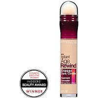 Maybelline Instant Age Rewind Eraser Dark Circle Treatment Concealer, I have the brighter and oh my god!! AMAZINGG!!