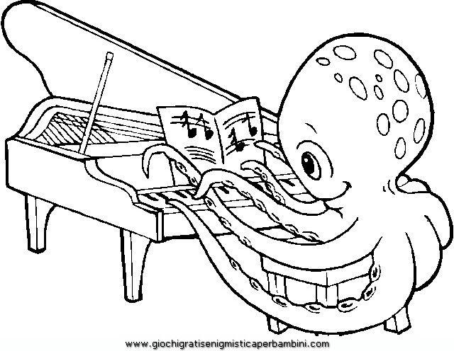 Oltre 25 fantastiche idee su disegni di animali su for Disegni pesci da colorare