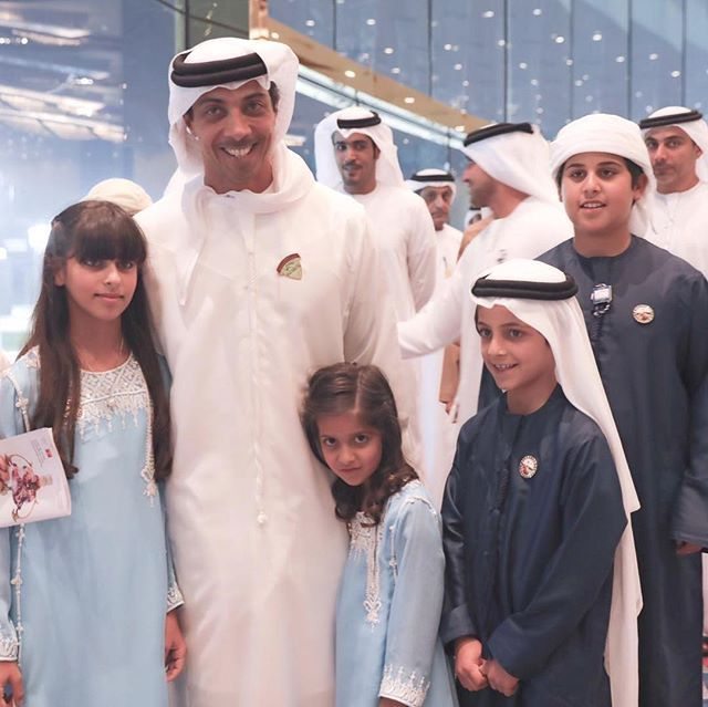 mansour bin zayed bin sultan al nahyan
