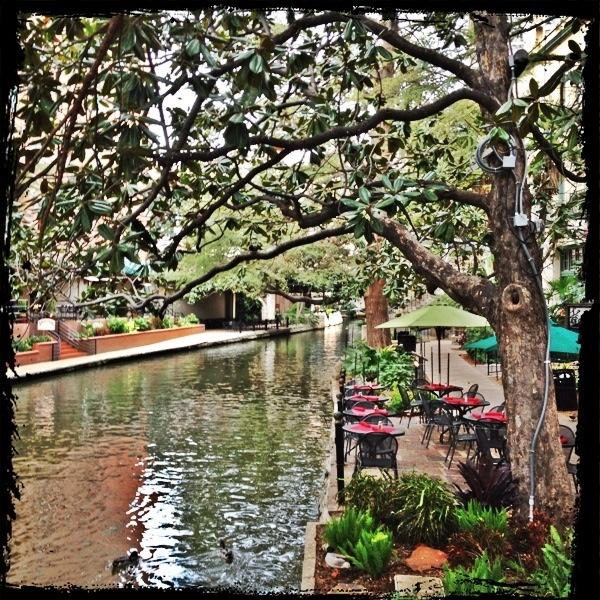 San Antonio...river walk, alucinante!!!