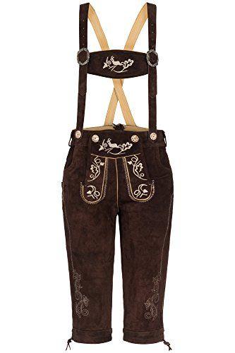 #Wiesn #Oktoberfest #Edle #Damen #Trachten #Kniebund #Lederhose aus #feinem #Premium #Velourleder,  34 Edle Damen Trachten Kniebund Lederhose aus feinem Premium -Velourleder, Gr.34, , Trachten Lederhose aus Rindsleder inkl. Hosenträger, 2 Seitentaschen, 1 Gesäßtasche, 1 Messertasche, Hosenbund und Beinabschlüsse sind mit Lederbändern verstellbar., Sehr angenehm zu tragen, Perfekt für alle Anlässe!