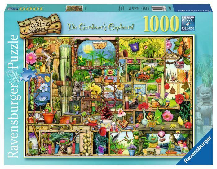 Ravensburger Puzzle 1000pc - The Gardener's Cupboard