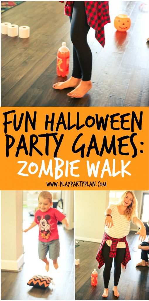 10 hilarious halloween party games kids and adults will love - Fun Halloween Games For Teenagers