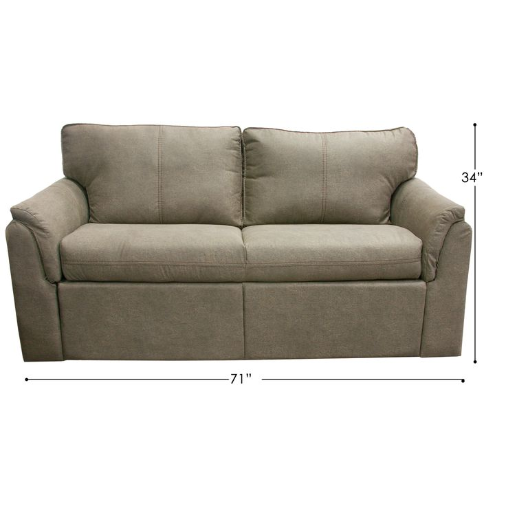 "Oasis 71"" RV Couch - RV Parts Nation"