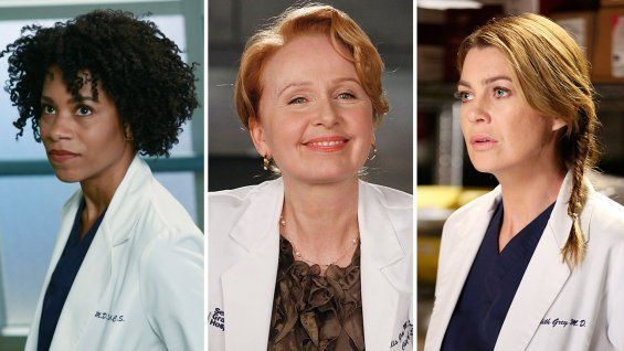 """Grey's Anatomy's"" Kate Burton on Her 16 Famous ""Children"" via The Hollywood Reporter"