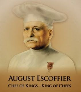 15 best nouvelle cuisine images on pinterest new kitchen for Auguste escoffier ma cuisine