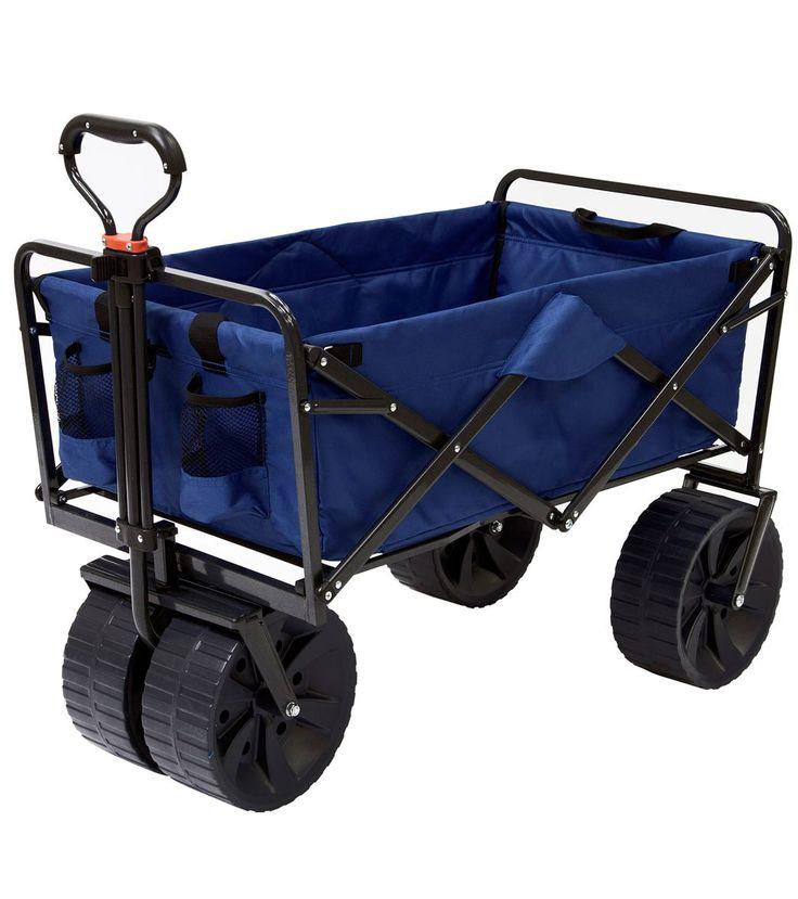Mac Sports AllTerrain Collapsible Beach Wagon at