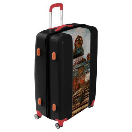 #Trade - Its Iron ore its nothing! 1900 Luggage - #luggage #suitcase #suitcases #bags #trunk #trunks
