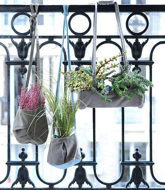 great idea for the balcony