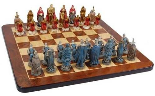 Chess Sets Buy Medieval Chess Sets Checkmate