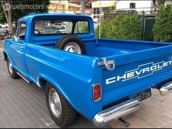CHEVROLET C10 4.1 CS 8V GASOLINA 2P MANUAL - WebMotors - 16434504