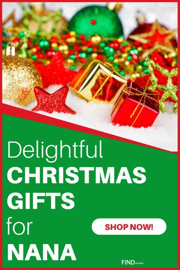 Brilliant Christmas Gifts For A Nana In 2020 Nana Gifts Thoughtful Christmas Presents Christmas Gifts