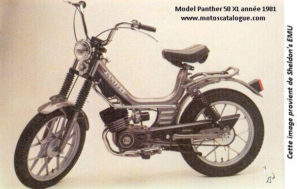 1981 Demm (Italy) 49cc Moped