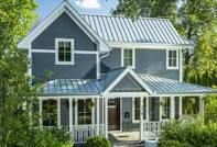 Standing Seam Metal Roof Details, Costs, Colors, and Pros & Cons - RoofingCalc.com - Estimate your Roofing Costs