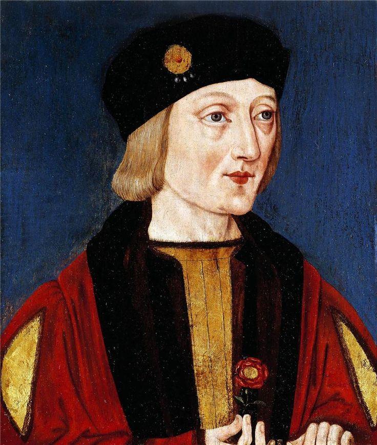 ЧАСТЬ 2. Династия Тюдоров.1485- 1547.Генрих VII. King Henry VII Его брак с Елизаветой Йоркской в 1486 объединил две враждующие линии. Эта свадьба символич.положила конец войнам Алой и Белой розы. Елизавета была коронована в 1487.В браке с королем она род.7-х детей, четверо из к-рых выжили.Старший сын,Артур,сконч.бездетным в юности,остальные трое достигли зрелости.