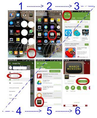 DuriMarcoMengoni Unofficial Blog: Come aggiornare la app ufficiale