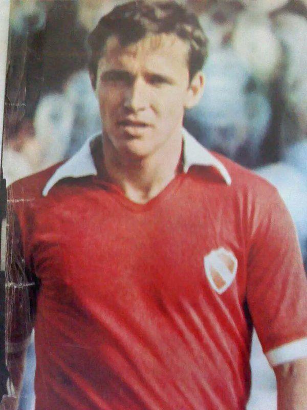Ricardo Daniel Bertoni. Independiente de Avellaneda
