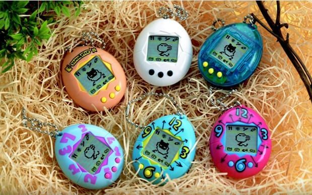 Tamagotchi: Iconic 90s playground toy set for a comeback