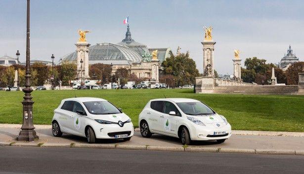 Cars - COP21 : l'Alliance Renault-Nissan fournira 200 véhicules 100% électrique ! - http://lesvoitures.fr/cop21-lalliance-renault-nissan-fournira-200-vehicules-100-electrique/