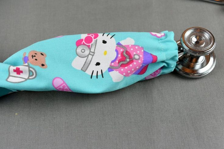 New Handmade Stethoscope Cover Sock Hello Kitty Gift Accessories Gift Free Ship  #Handmade