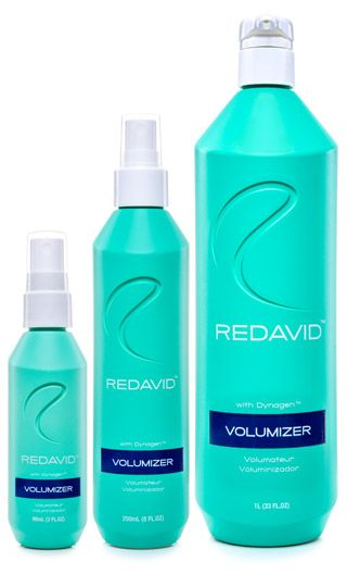 Volumizer:  Strengthen, thicken and lift – to stand out | http://www.redavidhair.com/products/volumizer/