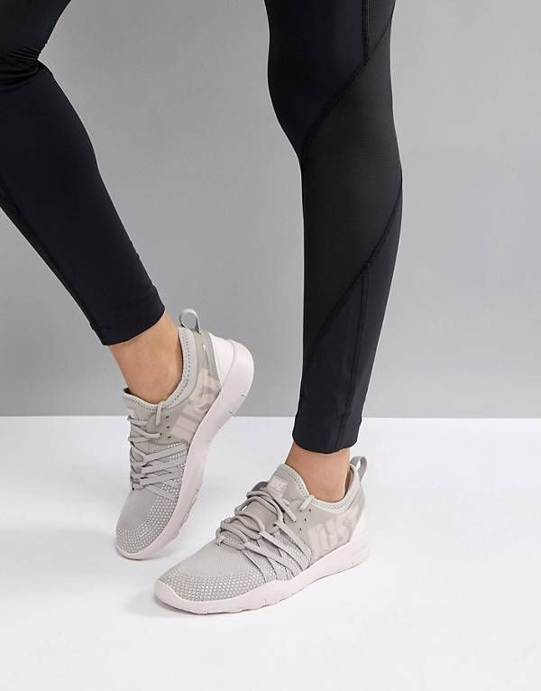 Nike Training Free Tr 7 Premium Trainers In Grey And Pink Sneakers Womens Sneakers Nike Free Trainer