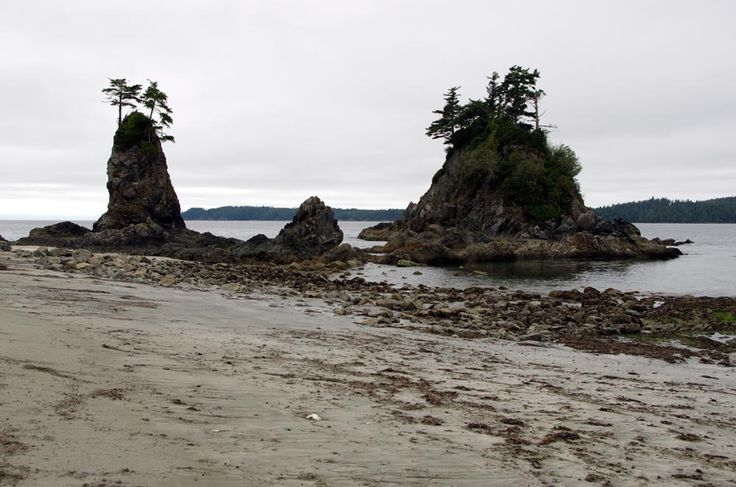 Brady's Beach, Bamfield, West Coast of Vancouver Island