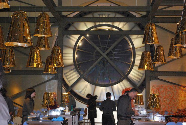 Restaurant du mus e d 39 orsay athenaeum projet ii for Restaurant cuisine du monde paris