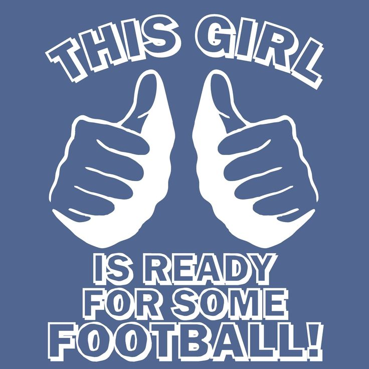 Love me some football!!!