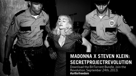 BitTorrent and Madonna join forces to stick it to the man | In an unlikely partnership, BitTorrent and Madonna have teamed up for a film about, what else, free speech. Buying advice from the leading technology site